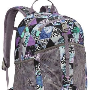 The North face unisex youths recon squash backpack